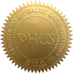 department of health care services badge